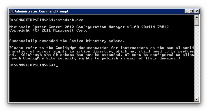 Instalación de System Center Configuration Manager 2012: preparando el dominio