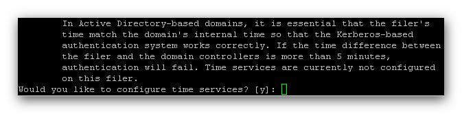 Configuración del servidor de ficheros CIFS de NetApp