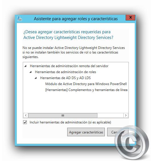 Installing Directory Services en vCenter Server 5.5