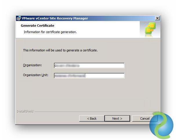 Instalar VMware SRM integrado con SRA de NetApp