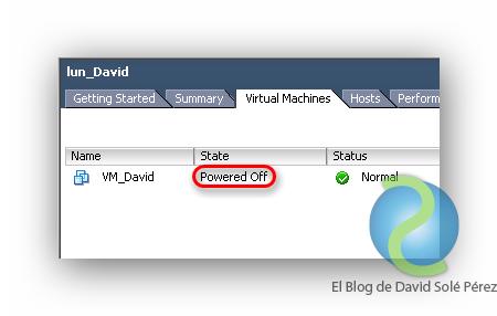 Migrar VMs de VMware entre Datacenters de distintas versiones