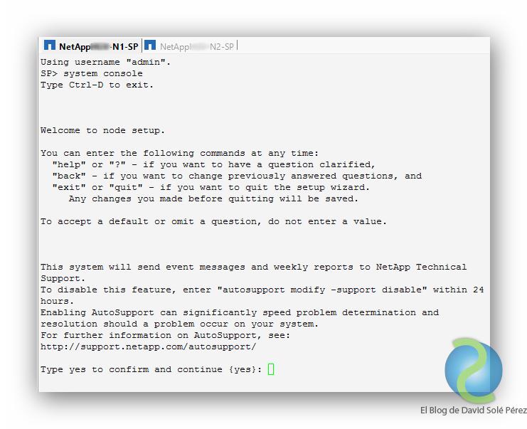Convertir NetApp Data ONTAP 7-Mode a cDOT